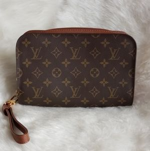 Louis Vuitton Pochette Orsay Clutch